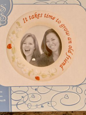 """Precious Moments """"It takes time to grow an old friend"""" Picture Frame for Sale in Clovis, CA"""