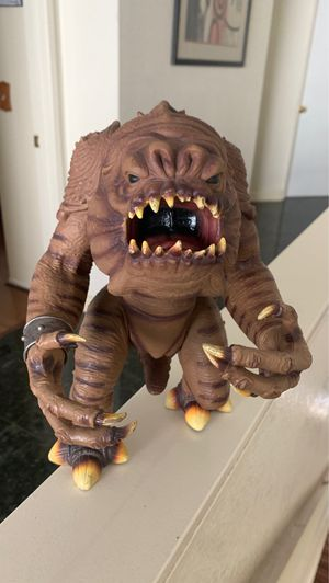 Star Wars: 1990s collectible Rancor action figure for Sale in Chino Hills, CA