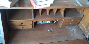 Writing desk needs tlc it is an antique for Sale in Henderson, NV