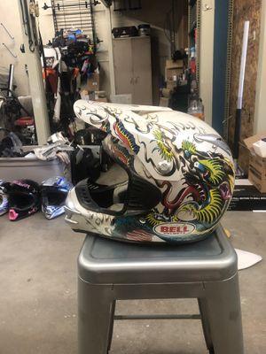 Vintage motorcycle helmets for Sale in Torrance, CA