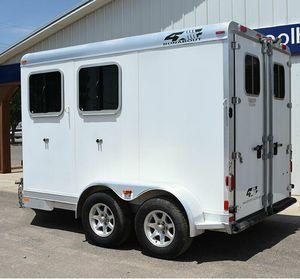 Horse Bumper Pull Horse Trailer Slant Load for Sale in Montgomery, AL