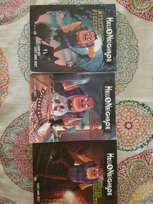 Hello Neighbor series of 3 for Sale in Fresno, CA