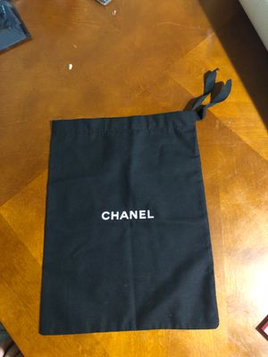 Chanel shoe dust bag for Sale in Houston, TX