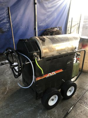 Mi-T-M Hot Water Pressure Washer for Sale in Seattle, WA