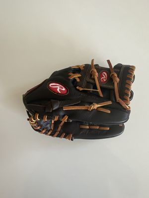 Rawlings Baseball Glove for Sale in Yorkville, IL