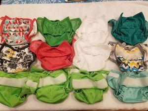 Rumparooz newborn cloth diaper covers for Sale in Cambridge, MA