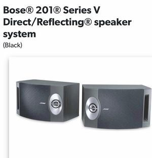 Bose Direct Reflecting Speaker System for Sale in Tempe, AZ