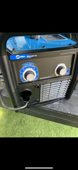Miller 141 mig welder 110v brand new never used for Sale in Torrance, CA