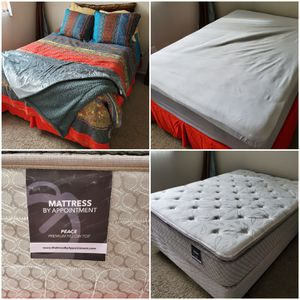 ENC. Full Size Bed for Sale in Chula Vista, CA