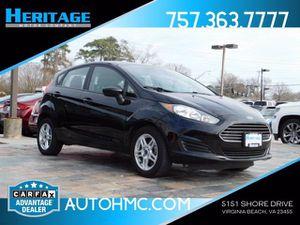 2017 Ford Fiesta for Sale in Virginia Beach, VA