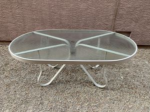 Patio table for Sale in North Las Vegas, NV