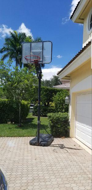 Lifetime Basketball Hoop for Sale in Coral Springs, FL