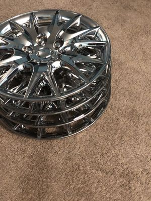 Chrome rim cover for Honda Accord for Sale in Silver Spring, MD