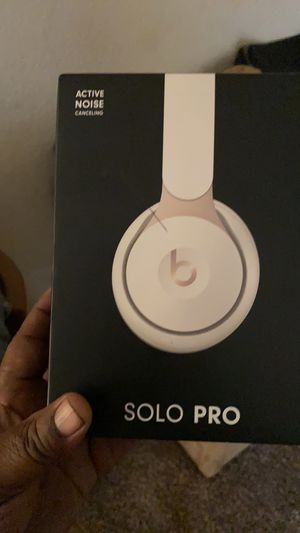 Beats Solo Pro for Sale in Merced, CA