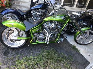Custom Harley. for Sale in Hilo, HI