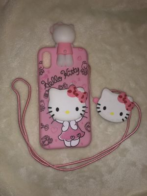 iPhone X Hello Kitty phone case for Sale in Poinciana, FL