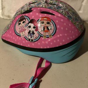 LOL Surprise 2D Kids Bike Helmet for Sale in Detroit, MI
