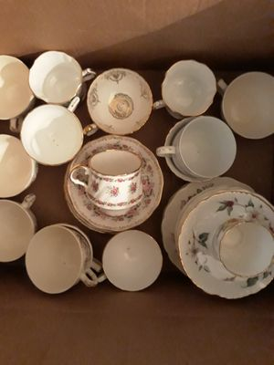 Excellent antique fine china from all different types of the world for Sale in Chicago, IL