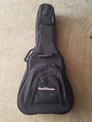 Roadrunner Deluxe Acoustic Guitar Gig Bag for Sale in Mesquite, TX