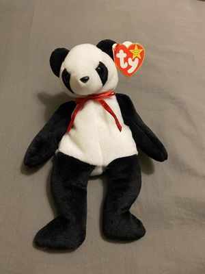 """Rare TY beanie baby RETIRED """"fortune"""" for Sale in Rescue, CA"""
