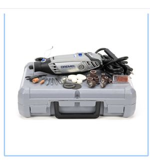 🤩👌💰Dremel 3000 28-Piece Variable Speed Corded 1.2-Amp Multipurpose Rotary Tool with Hard Case - $60 🤩👌💰 for Sale in Fresno, CA