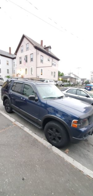 2004 ford explorer limited edition V6 flex fuel for Sale in New Bedford, MA