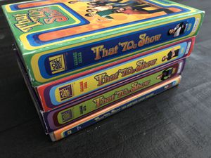 That 70s show dvd seasons for Sale in Winchester, CA
