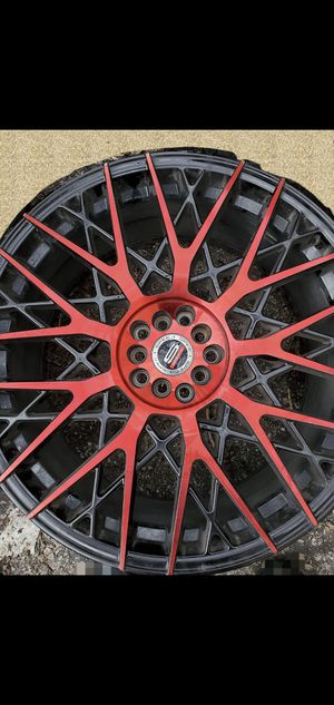 20x8.5 5x112 / 114.3 OBO for Sale in Rogers, AR