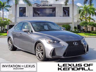 2017 Lexus Is for Sale in Miami,  FL