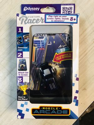 *New Unopened* Odyssey Virtual Racer Mobile Arcade Game Toy for Sale in Kent, WA