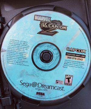 Marvel vs Capcom 2 for Sale in National City, CA