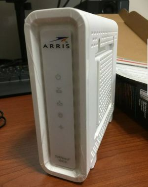 ARRIS SB6141 Cable Modem for Sale in Houston, TX