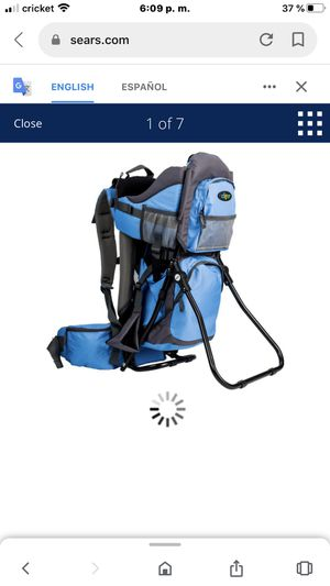 Camping // hicking back pack $60 for Sale in Baldwin Park, CA