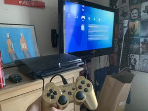 PS3 Slim Model - Working Perfectly + Call of Duty + Controller for Sale in Fremont, CA