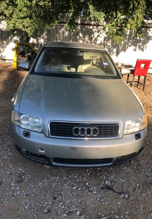 2003 Audi A4 1.8 turbo (PARTS ONLY) for Sale in Arlington, TX