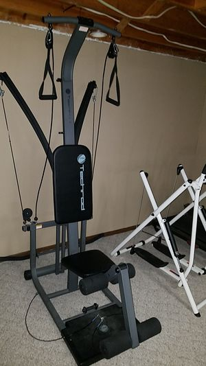 Techrod TR2 (Bowflex) type system for Sale in Grove City, OH