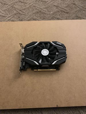 AMD RX 460 Graphics Card. for Sale in Gaithersburg, MD