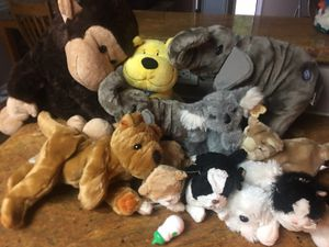 Stuffed animals for Sale in Katy, TX
