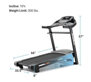 Nordictrac Treadmill C700 New with warranty for Sale in Houston, TX
