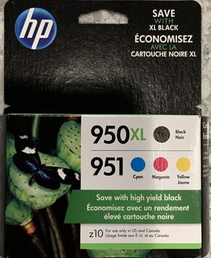 HP 950XL/950 printer cartridges. Brand new never opened for Sale in Fort Myers, FL