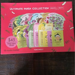 Tony Moly Ultimate Mask Collection Gift Box for Sale in Happy Valley,  OR