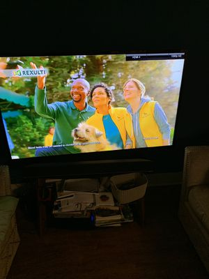 Visio 55 inch and Septre 35 inch (I believe) TV for Sale in Alexandria, VA
