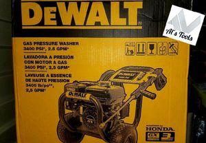 Dewalt 3400 PSI gas pressure washer for Sale in Long Beach, CA