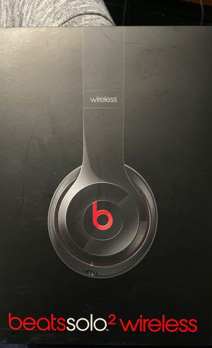 Beats By Dre wireless headphones for Sale in Forked River, NJ