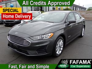 2019 Ford Fusion Hybrid for Sale in Milford, MA