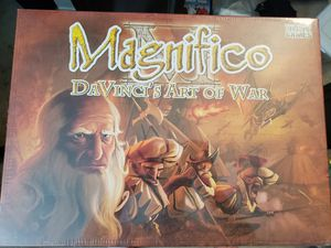 Magnifico Board Game for Sale in Windsor Locks, CT