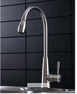 AFA Solid Stainless Steel Pull Down Kitchen Faucet for Sale in Dallas,  TX