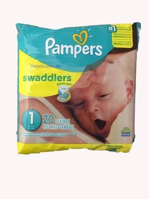 Pampers Swaddlers SIZE 1 for Sale in Honolulu, HI