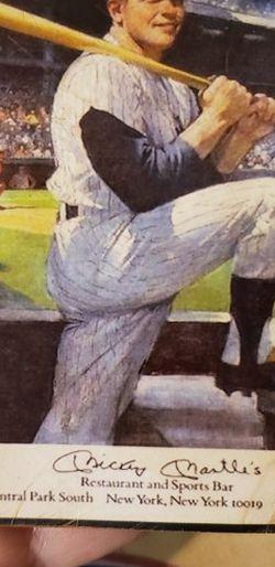 3-Baseball-cards-memorabillia⭐⭐ for Sale in PA,  US