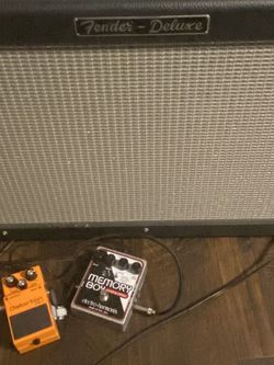 Fender Hot Rod Deluxe Amp 1996 for Sale in West Covina,  CA